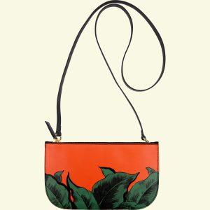 zinadeplagny-clutch-pouch-exotic-orange-bandoulière-amovible-removable-shoulder-strap